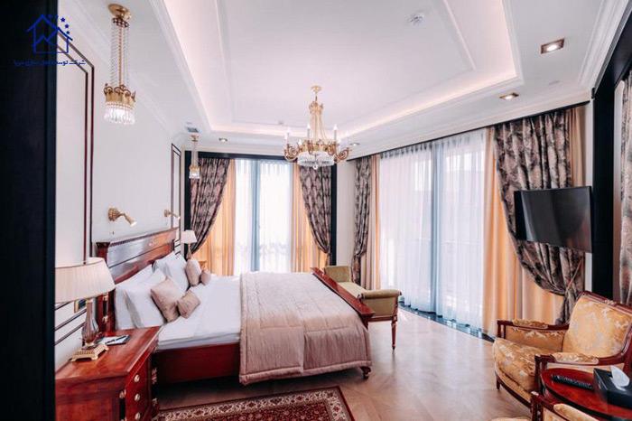 هتل های  مجلل در ایروان - گلدن پالاس بوتیک