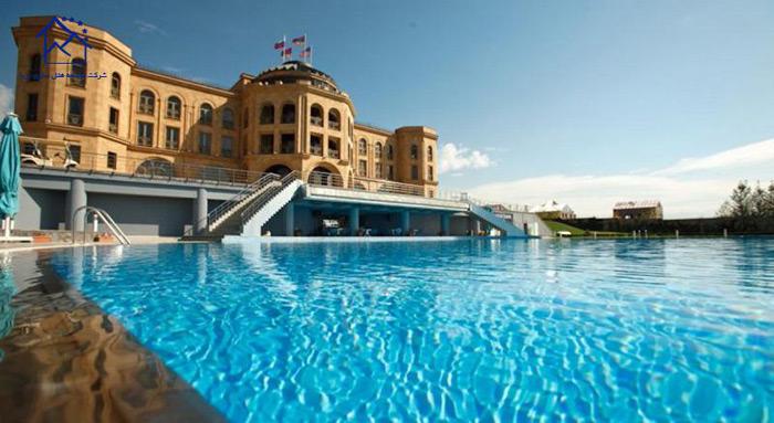 هتل های  مجلل در ایروان - لاتار کمپلکس
