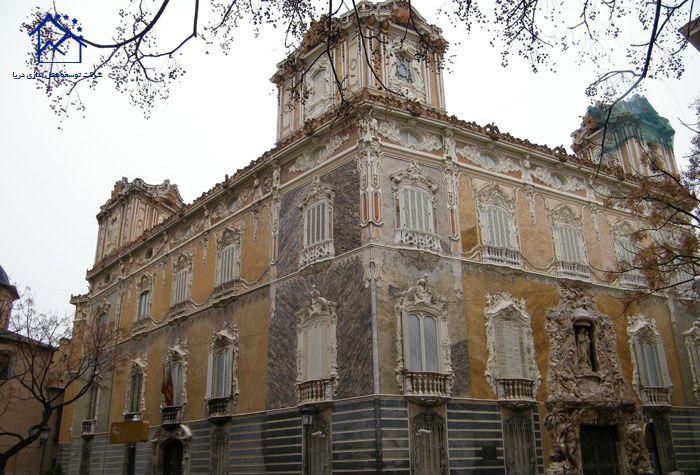 مهمترین جاذبه های دیدنی در والنسیا - موزه ی ملی آثار سرامیکی