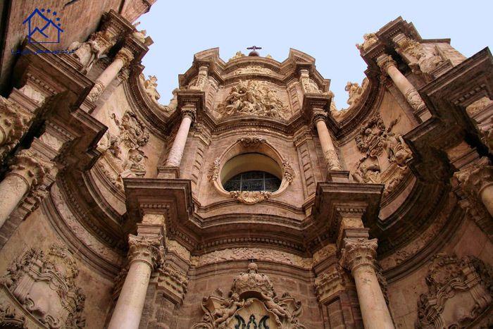 مهمترین جاذبه های دیدنی در والنسیا - کلیسای جامع والنسیا