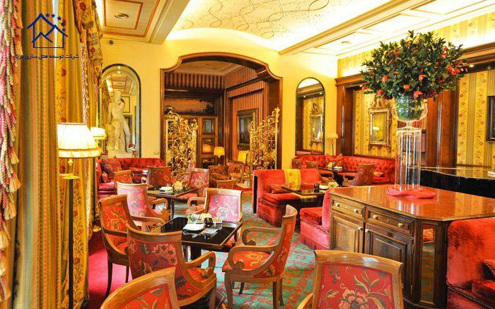 هتل های لوکس در رم - ایتالیا - هاسلر