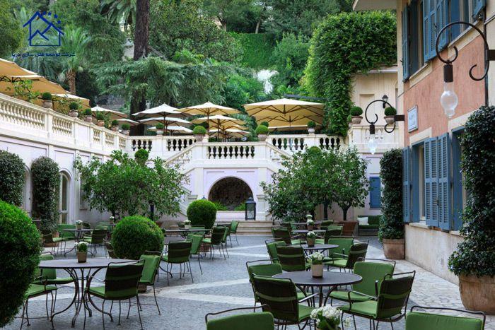 هتل های لوکس در رم - ایتالیا - د روسی