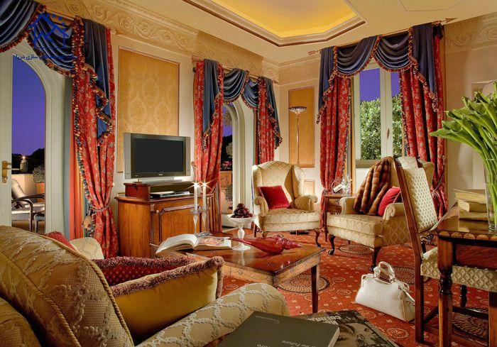 هتل های لوکس در رم - ایتالیا - سیسرون رم
