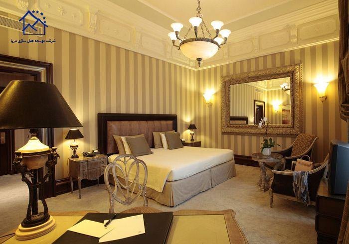 هتل های لوکس در رم - ایتالیا - بسلو آف لاکساری