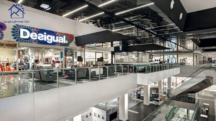 مهمترین مراکز خرید در شهر رم - پورتا دی روما