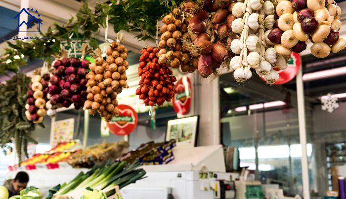 مهمترین مراکز خرید در شهر رم - بازارهای موقتی رم