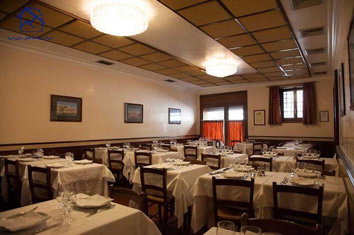مهمترین رستوران های شهر رم - لا کامپانا
