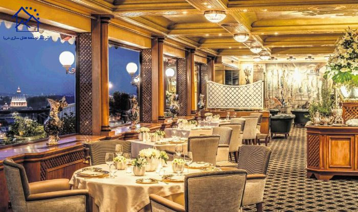 مهمترین رستوران های شهر رم - لا پرگالو