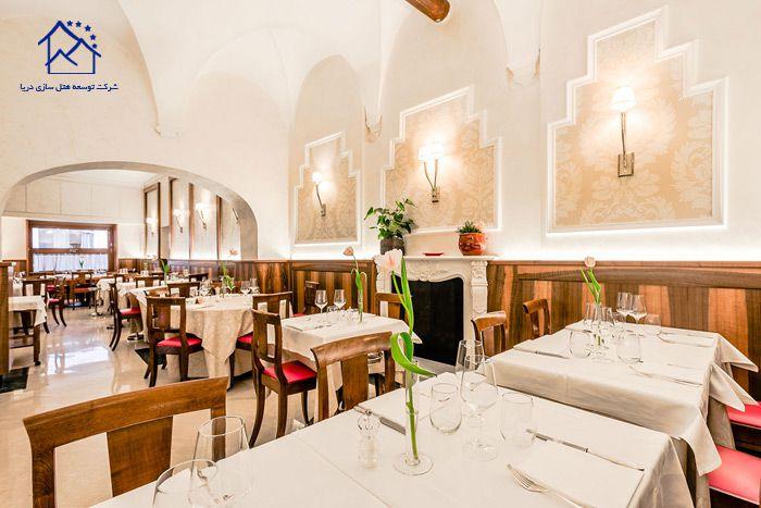 مهمترین رستوران های شهر رم - فورتوناتو