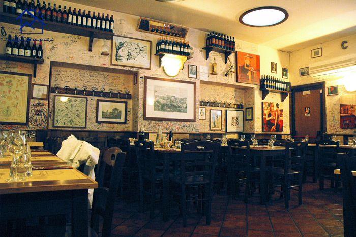 مهمترین رستوران های شهر رم - لا کاربونارا