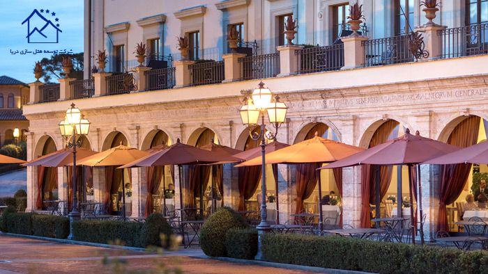 بهترین هتل های توسکانی - هتل رویایی فونت ورده