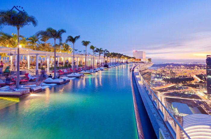 مهمترین جاذبه های گردشگری سنگاپور - تفریحگاه ساحلی در شن های خلیج