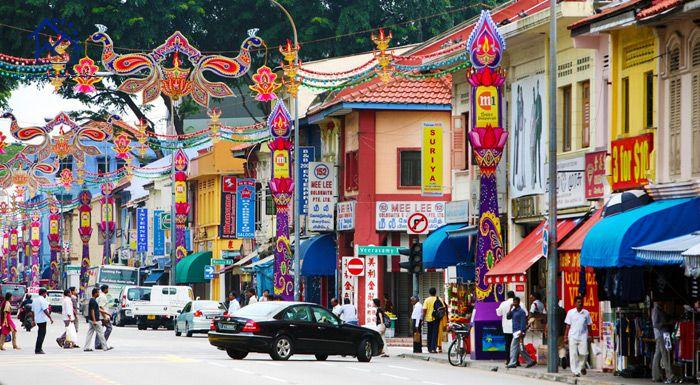 مهمترین جاذبه های گردشگری سنگاپور - هند کوچک و خیابان عرب ها