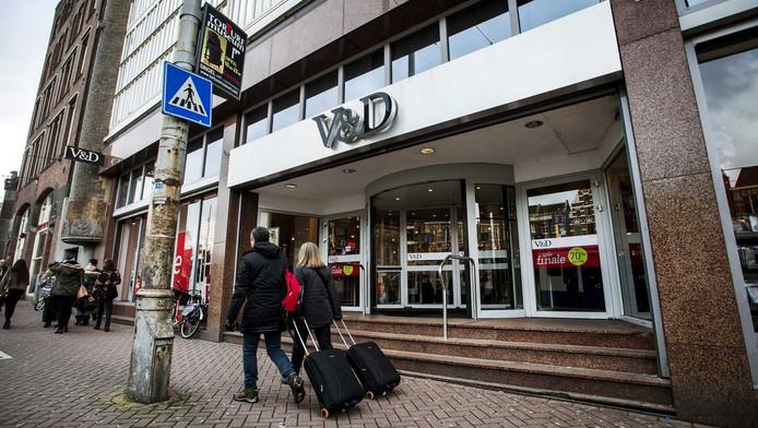 مرکز خرید زنجیره ای وی اند دی (V&D)