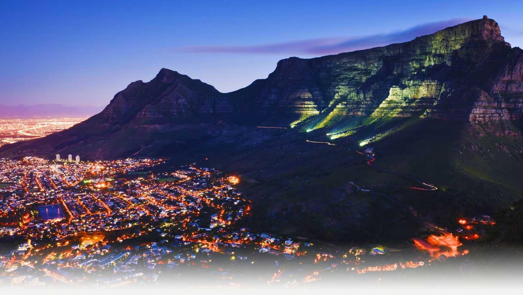 mountain cape town
