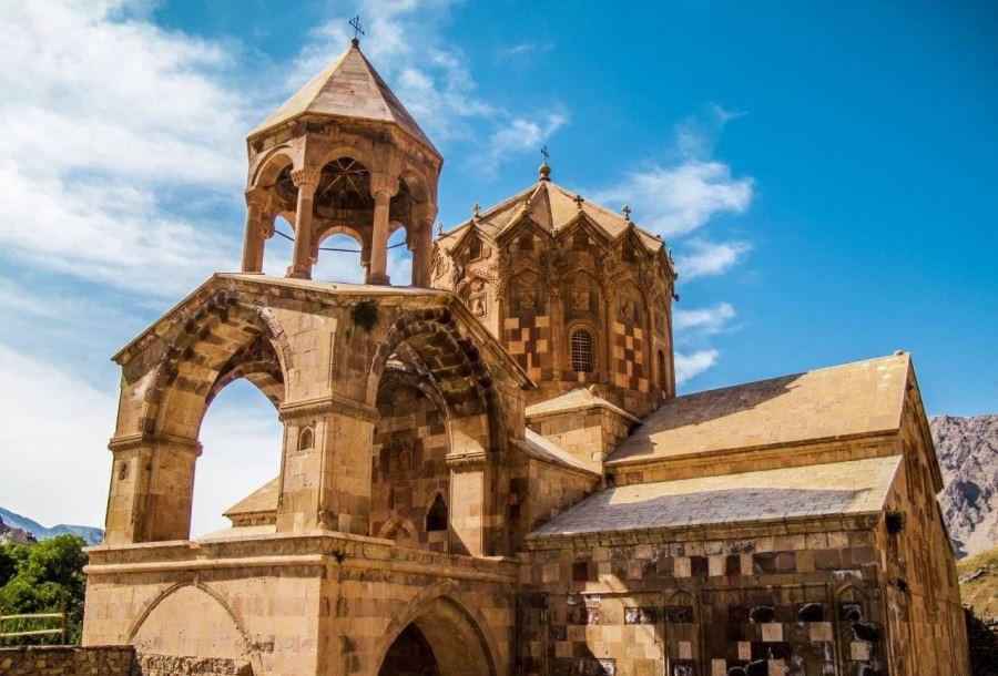 مجموعه کلیساهای آذرباییجان