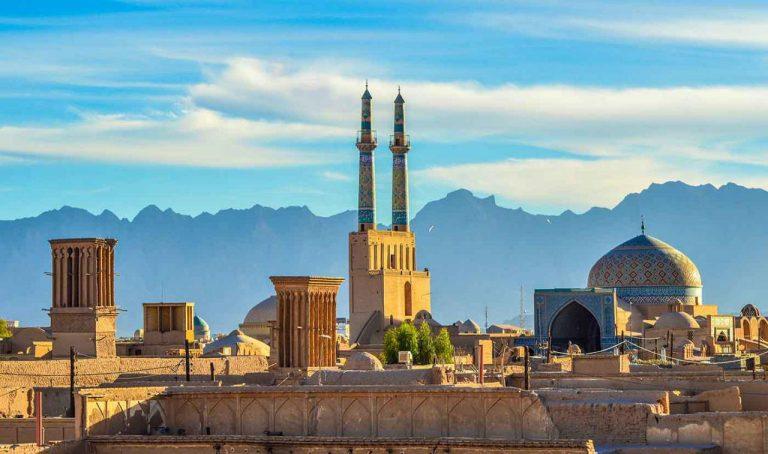 شهر تاریخی یزد