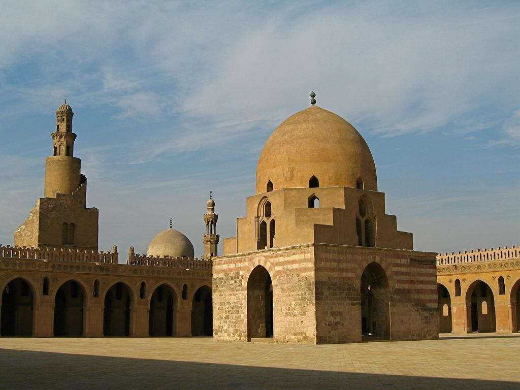 مسجد ابن طولون مصر