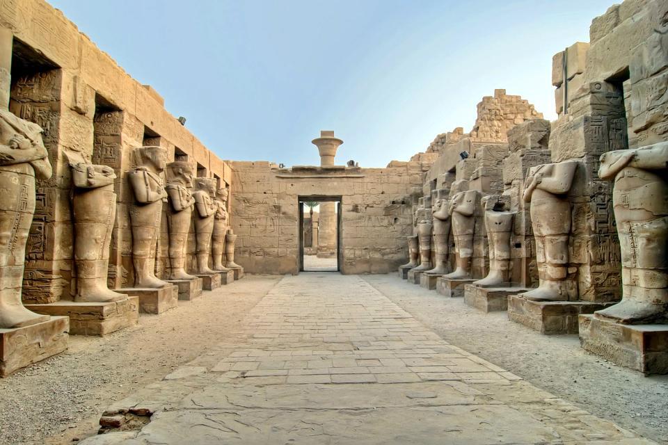 کرنک مصر