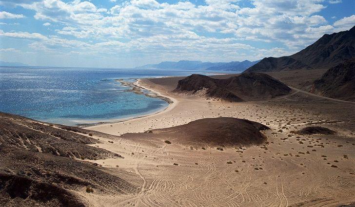 دریای سرخ مصر