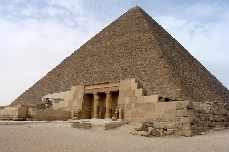 اهرام جیزه،مصر