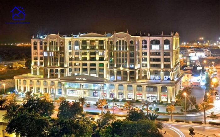 مرکز خرید سارینا ۱ کیش