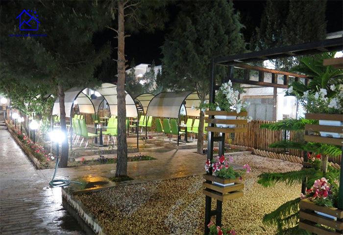 رستوران بام شهر اصفهان