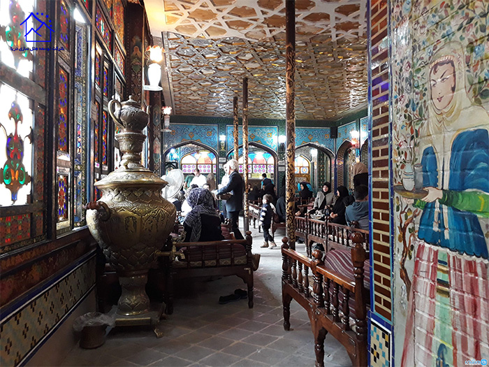 رستوران سنتی نقش جهان