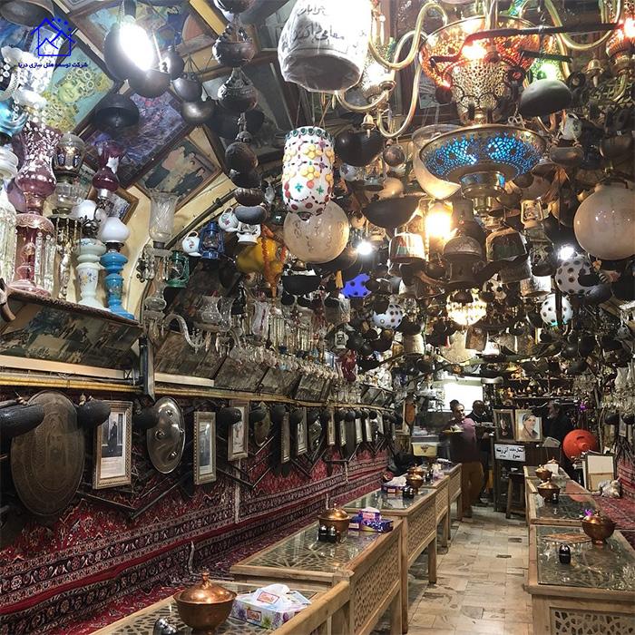 قهوه خانه چاه حاج میرزا