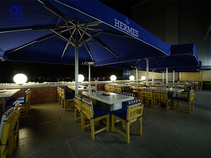 رستوران هرمس
