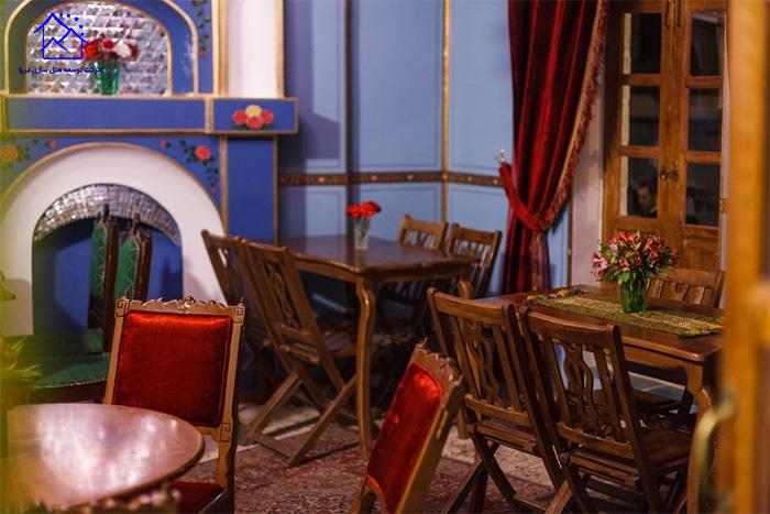 کافه رستوران فیروز شربت