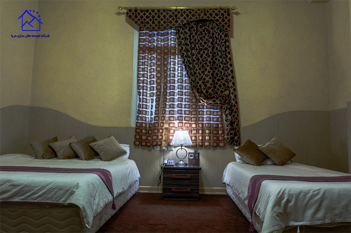 هتل مارینا ۲ قشم