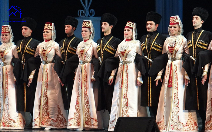 لباسهای سنتی مردم ترکیه