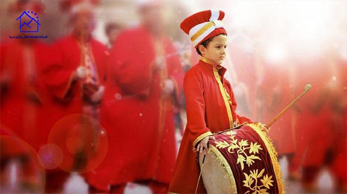 جشن ها و تعطیلات رسمی ترکیه