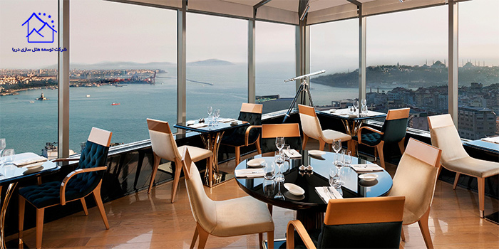 هتل اینتر کانتیننتال استانبول، INTERCONTINENTAL