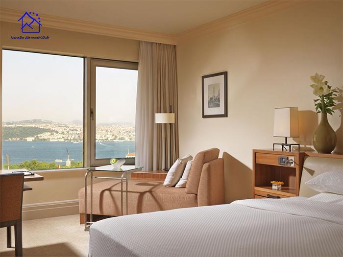 هتل گرند حیات GRAND HYATT استانبول
