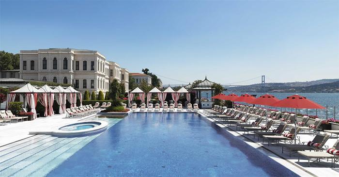 هتل فور سیزن استانبول | FOUR SEASONS HOTEL ISTANBUL