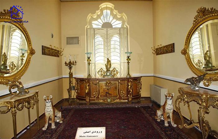 موزه کاخ رامسر