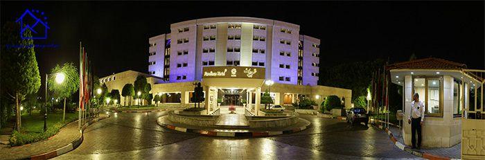 هتل پردیسان مشهد