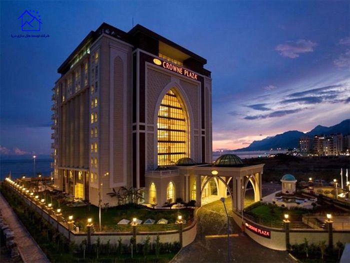 هتل کرون پلازا (CROWNE PLAZA ANTALYA)