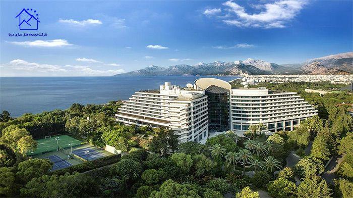 هتل ریکسوس آنتالیا (RIXOS DOWNTOWN ANTALYA)