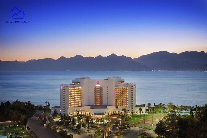 هتل آکرا باروت (AKRA BARUT HOTEL)