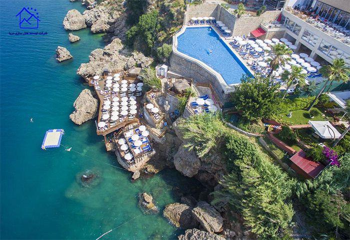هتل رامادا پلازا آنتالیا (RAMADA PLAZA ANTALYA)