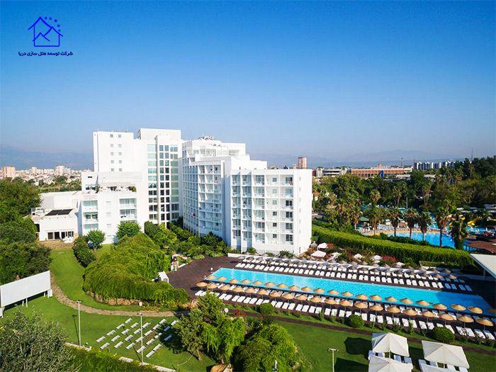هتل و آکوا لند سو (HOTEL SU & AQUALAND)