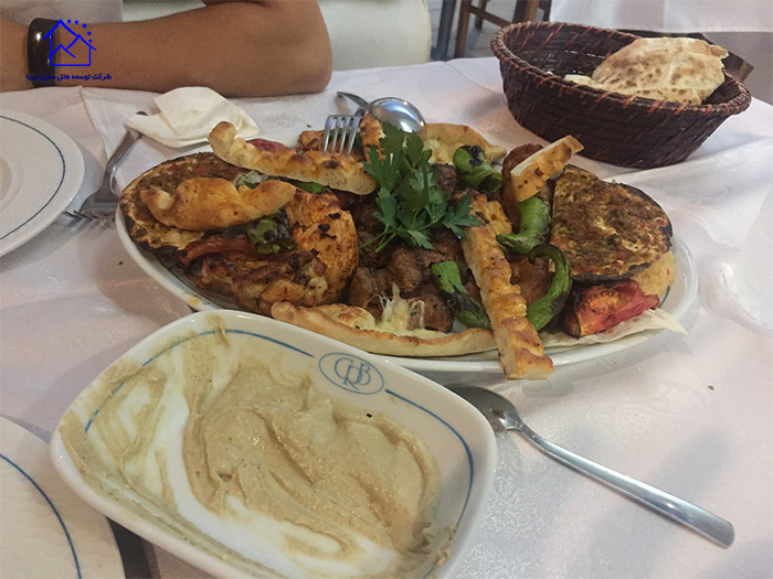 رستوران بخارا (BUHARA OCAKBASI RESTAURANT)