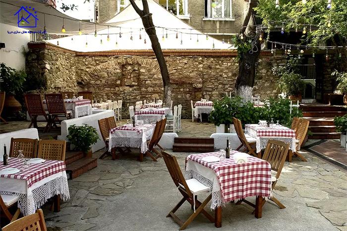 رستوران گريتيلي (GIRITLI)