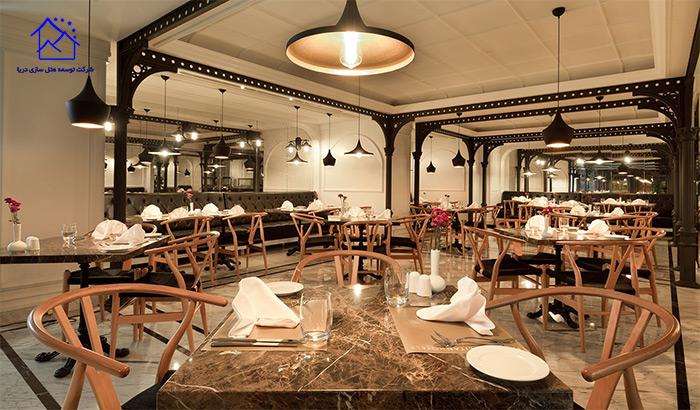رستوران تورکواز گورمه | TURKUAZ GURME RESTAURANT