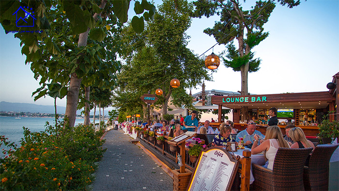 رستوران اورفوز استانبول ( ORFOZ )
