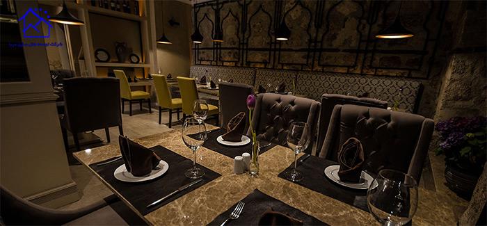 رستوران وانیلا لونج | VANILLA LOUNGE