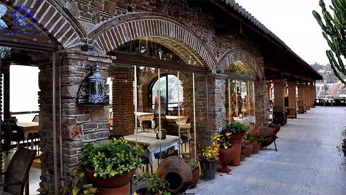 رستوران مرمرلی آنتالیا (MERMERLI)